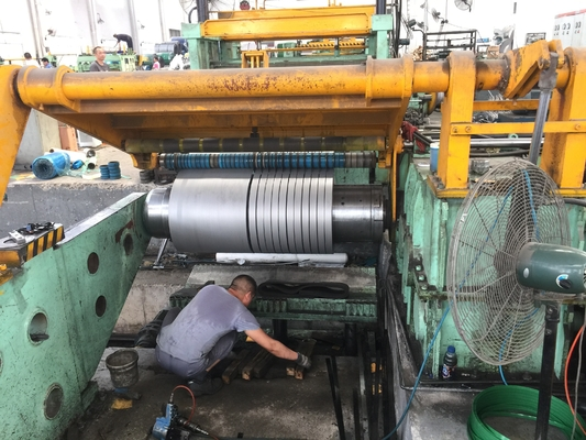 Cina JIS SUS420J2 Lembaran Stainless Steel Dan Coil EN 1.4028 Rolled Strip Hot Annealed 1D pemasok