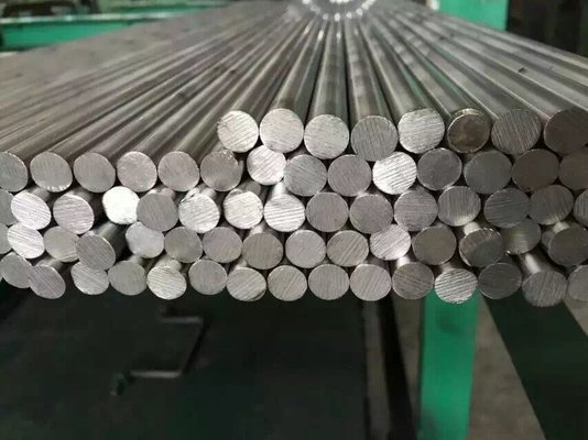 Cina Austenitic Free Machining 303Cu Cold Drawn Stainless Steel Round Bar pemasok