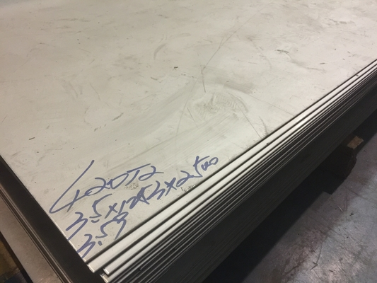 JIS SUS420J2 Hot Rolled Stainless Steel Plate Annealed 1D Surface