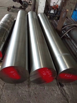 Cina FV520B 1.4594 S45000 Bar Bulat Stainless Steel, Hot Rolled / Forged pemasok