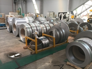 Material JIS SUS631 Stainless Steel Sheet Plate And Strip Coils