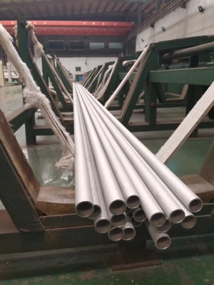 Cina UNS S44600, TP446-1, TP446-2 Cold Rolled Seamless Stainless Steel Tube pemasok