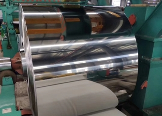 Cold Rolled EN 1.4122 DIN X39CrMo17-1 Stainless Steel Sheet , Strip and Coil