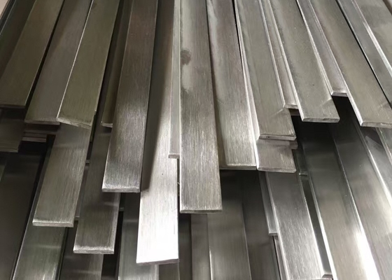 Stainless Steel Profiles Narrow Strip Flat Square Round Bar Half Rounds