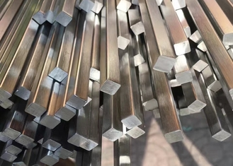 Stainless Steel Profiles Flats Half Rounds Hexagonal Bars Rectangles