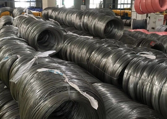 431 Stainless Steel Wires Cold Drawn In Coil Or Cut Lengths Straightened Round Bars