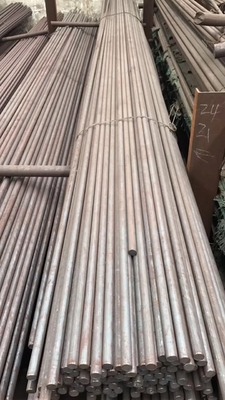 JIS SUS420J1 Stainless Steel Round Bar Hot Rolled Annealed Black