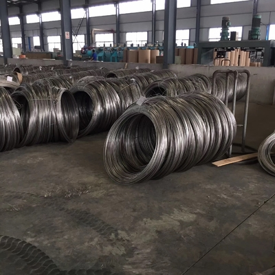 Cina Stainless Steel Wire Cold Drawn Annealed EN 10088-3 Grade 1,4031YC AISI 420X 1,4031 pabrik