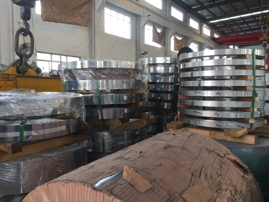 Cina Cold Rolled Precipitation Pengerasan Strip Stainless Steel Dalam Coil 631 17-7PH pabrik